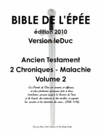 Bible de l'Épée 2010, Volume 2