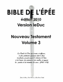 Bible de l'Épée 2010, Volume 3
